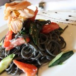 Spaghetti Pasta Hitam - Resep Online