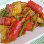 Sosis Sayuran resep-online.com